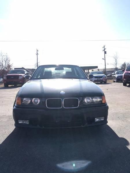 Used BMW M3 Base 2dr Coupe 1995 | Mass Auto Exchange. Framingham, Massachusetts