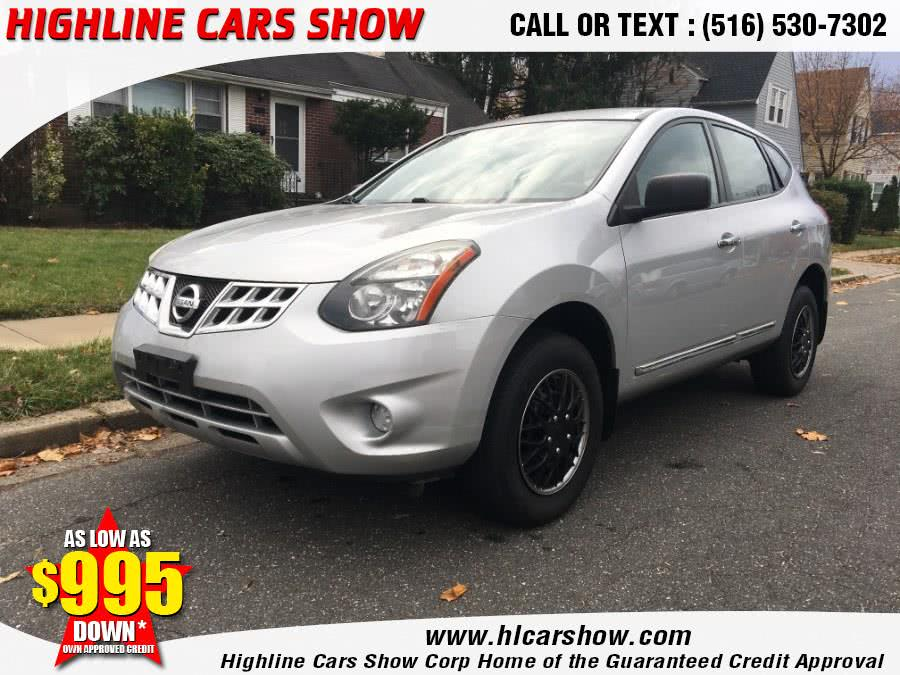 Used 2014 Nissan Rogue Select in West Hempstead, New York   Highline Cars Show Corp. West Hempstead, New York