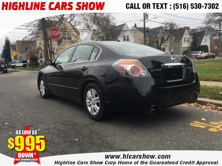 2012 Nissan Altima 4dr Sdn I4 CVT 2.5 SL, available for sale in West Hempstead, New York | Highline Cars Show Corp. West Hempstead, New York