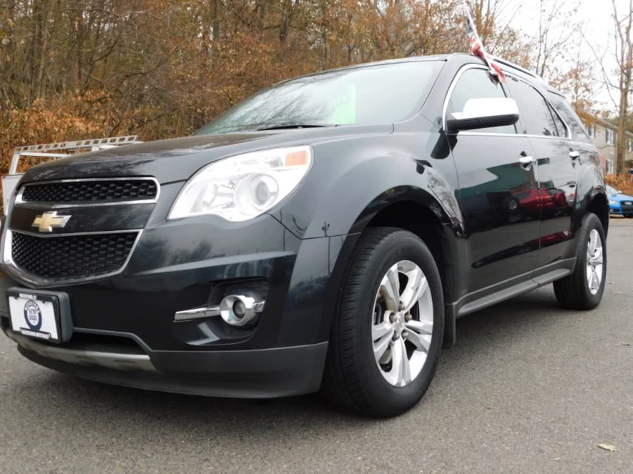 Used Chevrolet Equinox AWD 4dr LTZ 2013 | Watertown Auto Sales. Watertown, Connecticut