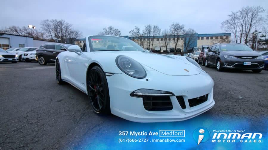 Used 2015 Porsche 911 in Medford, Massachusetts | Inman Motors Sales. Medford, Massachusetts