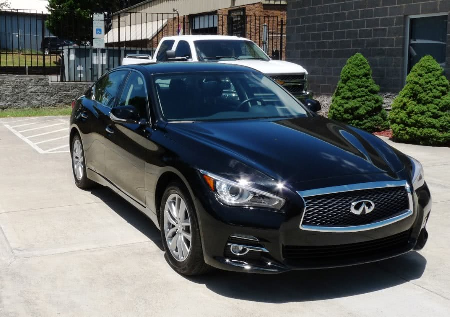 Used 2015 INFINITI Q50 Premium AWD w/Navigation, in Queens, New York