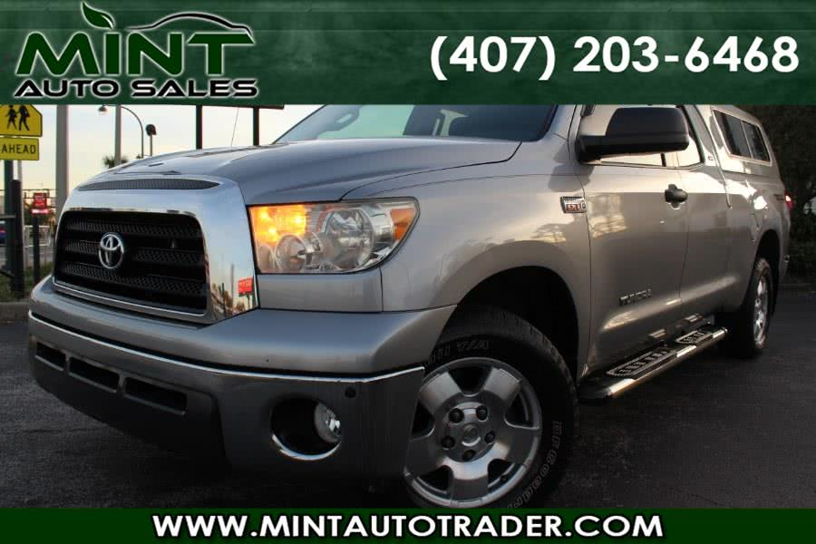 Used 2007 Toyota Tundra in Orlando, Florida | Mint Auto Sales. Orlando, Florida