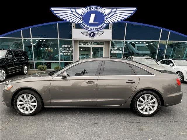 Used 2013 Audi A6 in Cincinnati, Ohio | Luxury Motor Car Company. Cincinnati, Ohio