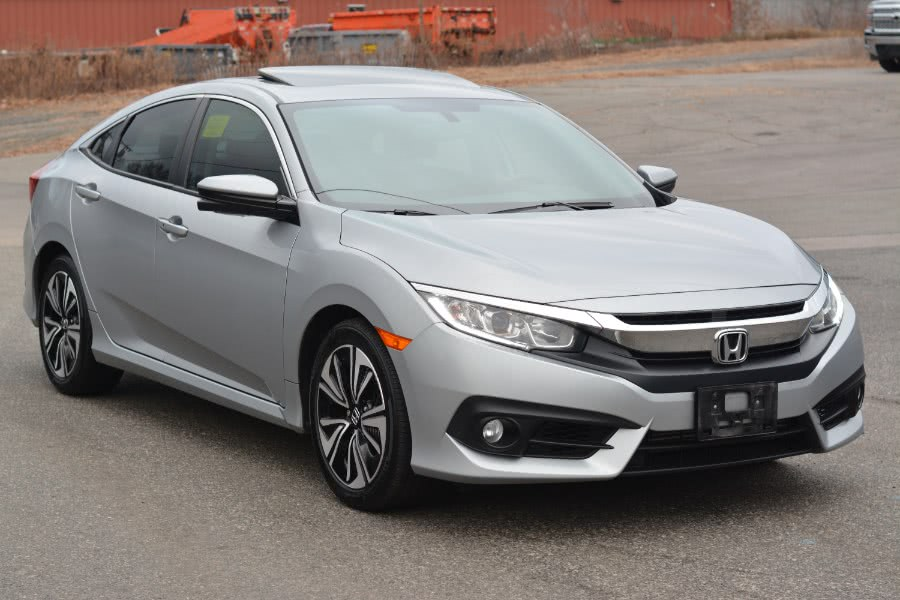 Used 2016 Honda Civic Sedan in Ashland , Massachusetts | New Beginning Auto Service Inc . Ashland , Massachusetts
