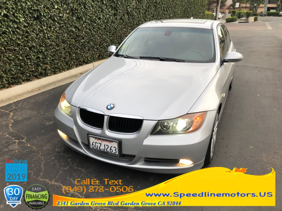 Used 2006 BMW 3 Series in Garden Grove, California | Speedline Motors. Garden Grove, California