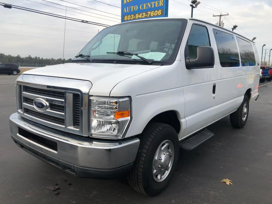 Used 2010 Ford Econoline Wagon in Merrimack, New Hampshire | RH Cars LLC. Merrimack, New Hampshire