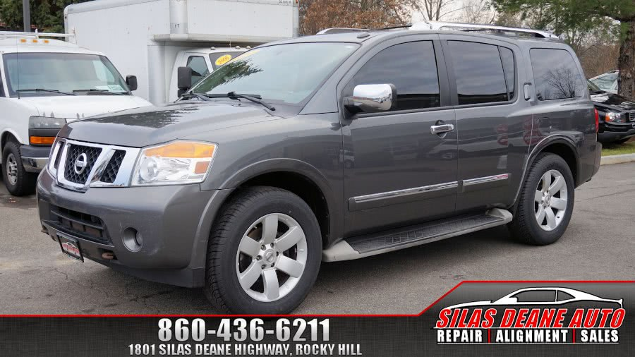 Used 2010 Nissan Armada in Rocky Hill , Connecticut | Silas Deane Auto LLC. Rocky Hill , Connecticut
