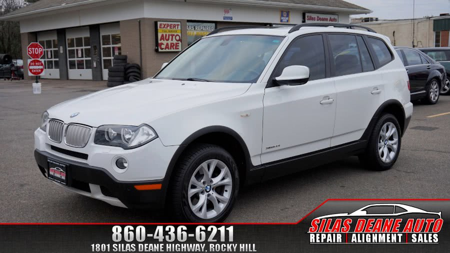 Used 2010 BMW X3 in Rocky Hill , Connecticut | Silas Deane Auto LLC. Rocky Hill , Connecticut