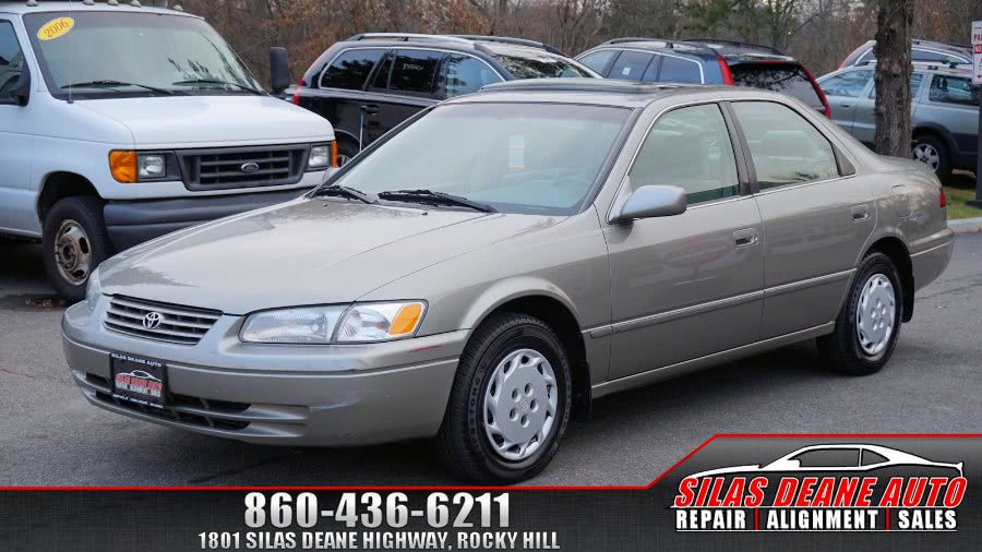 Used 1997 Toyota Camry in Rocky Hill , Connecticut | Silas Deane Auto LLC. Rocky Hill , Connecticut