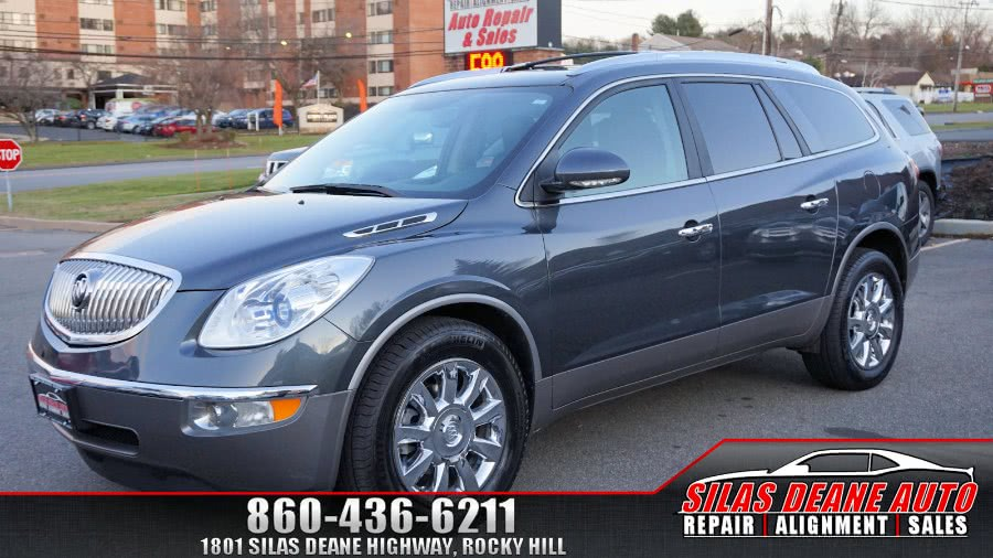 Used 2011 Buick Enclave in Rocky Hill , Connecticut | Silas Deane Auto LLC. Rocky Hill , Connecticut