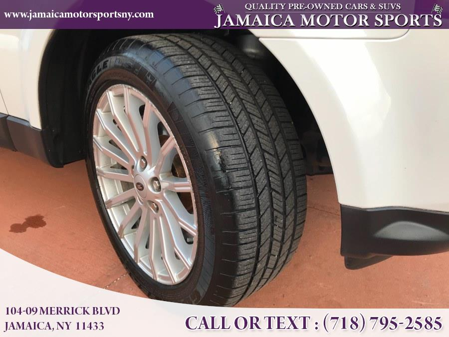 2011 Land Rover Range Rover Sport 4WD 4dr HSE, available for sale in Jamaica, New York | Jamaica Motor Sports . Jamaica, New York
