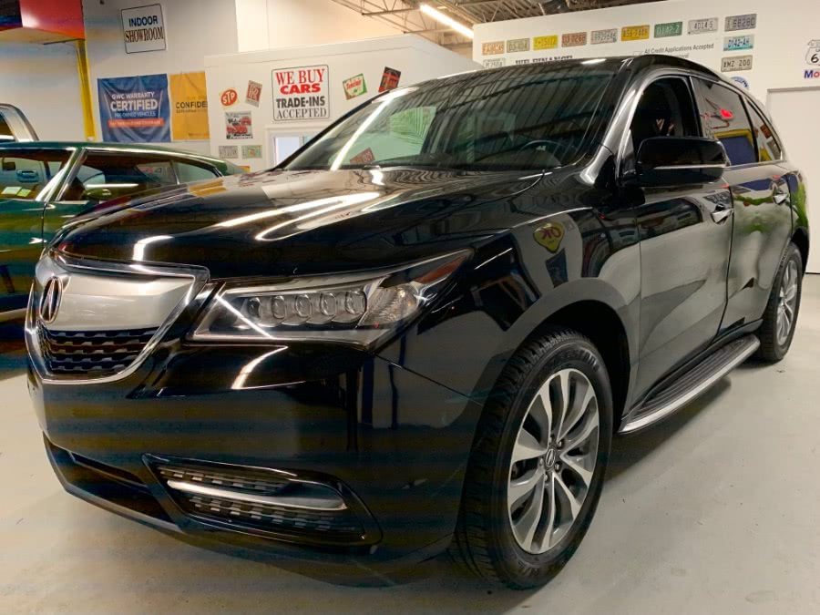 Used 2015 Acura MDX in West Babylon , New York | MP Motors Inc. West Babylon , New York