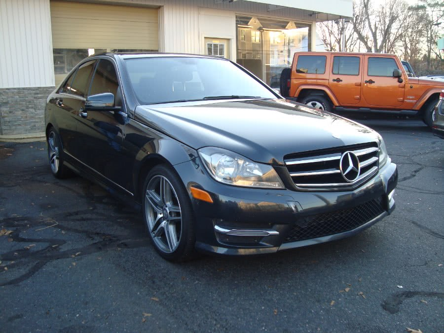 Used 2014 Mercedes-Benz C-Class in Manchester, Connecticut | Yara Motors. Manchester, Connecticut