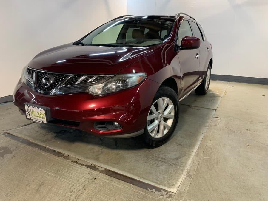 Used 2012 Nissan Murano in Hillside, New Jersey | M Sport Motor Car. Hillside, New Jersey