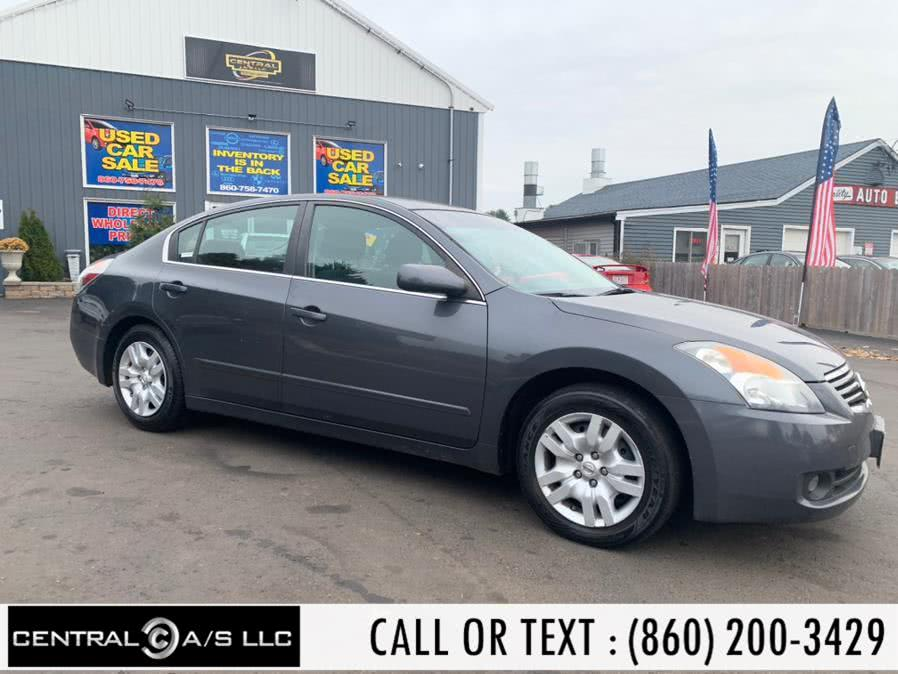 Used 2009 Nissan Altima in East Windsor, Connecticut | Central A/S LLC. East Windsor, Connecticut