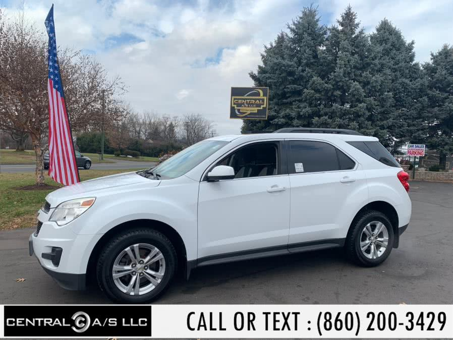 Used Chevrolet Equinox AWD 4dr LT w/1LT 2011 | Central A/S LLC. East Windsor, Connecticut