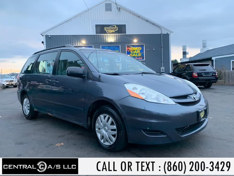 Used Toyota Sienna 5dr 7-Passenger Van CE FWD 2007 | Central A/S LLC. East Windsor, Connecticut