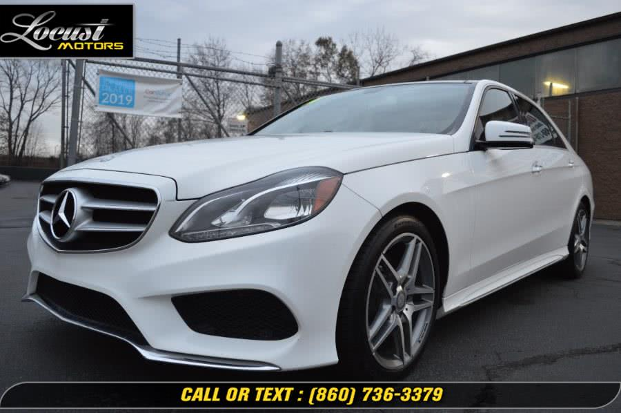 Used 2014 Mercedes-Benz E-Class in Hartford, Connecticut | Locust Motors LLC. Hartford, Connecticut