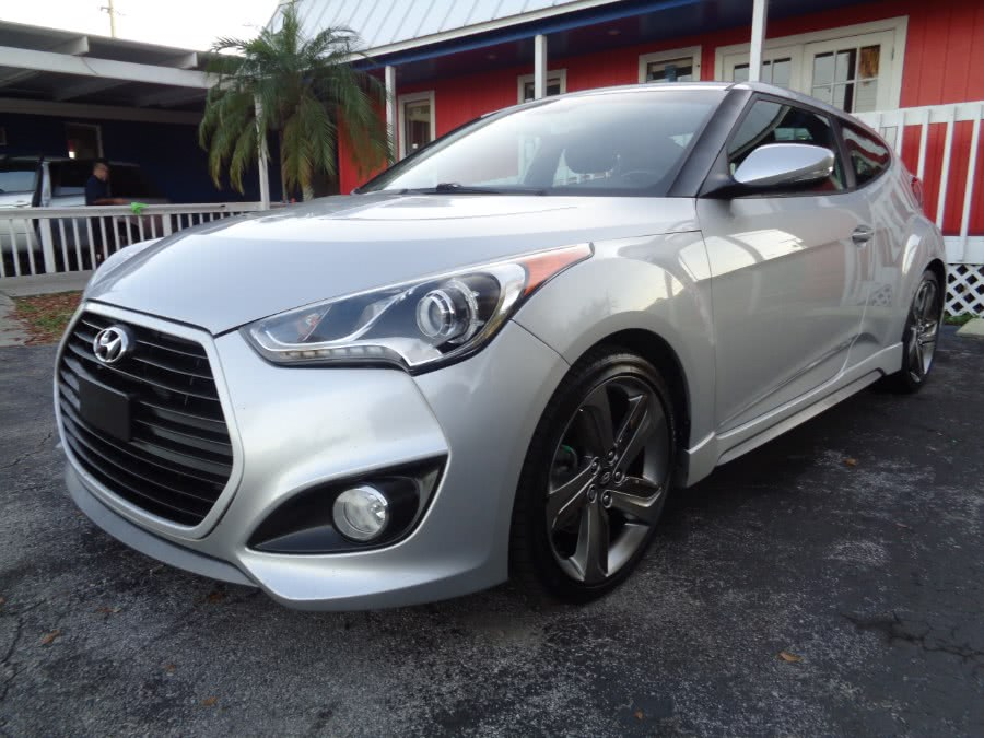 Used 2014 Hyundai Veloster in Orlando, Florida   Rahib Motors. Orlando, Florida