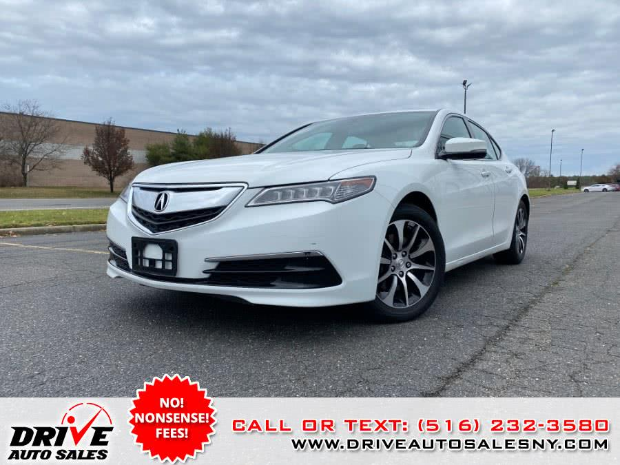 Used 2016 Acura TLX in Bayshore, New York | Drive Auto Sales. Bayshore, New York
