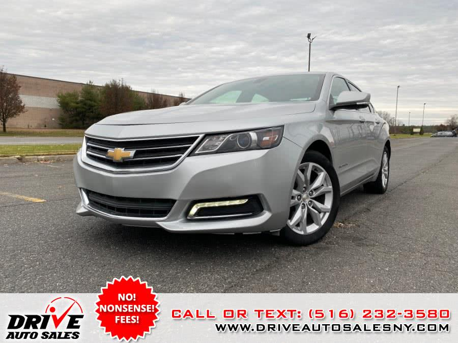 Used Chevrolet Impala 4dr Sdn LT w/1LT 2018 | Drive Auto Sales. Bayshore, New York