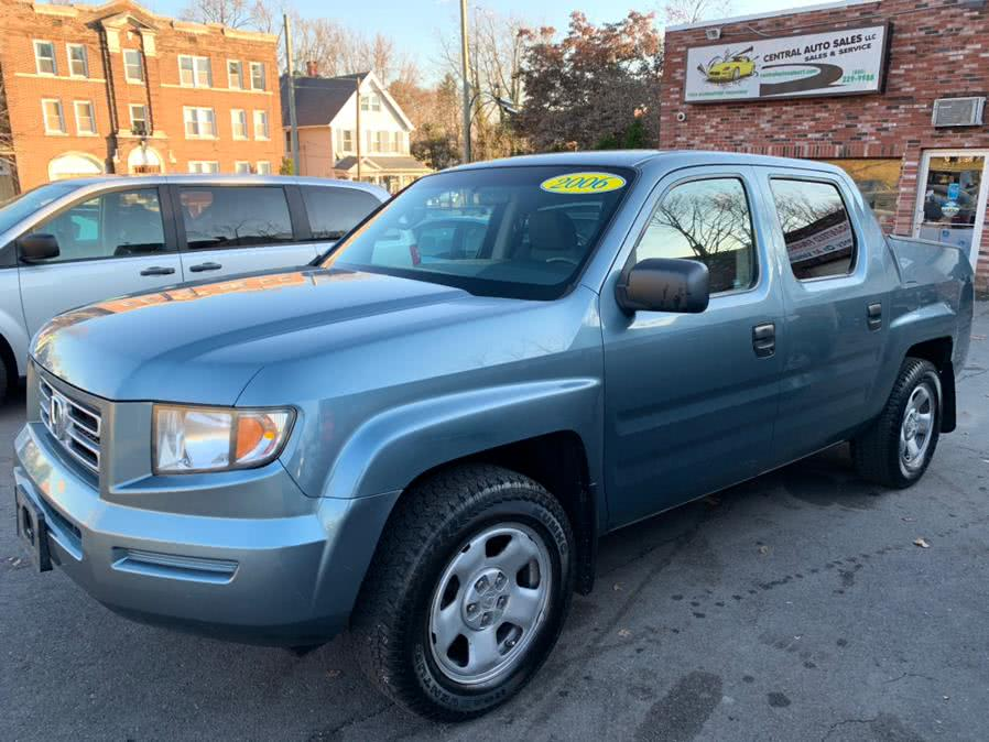 Used 2007 Honda Ridgeline in New Britain, Connecticut | Central Auto Sales & Service. New Britain, Connecticut