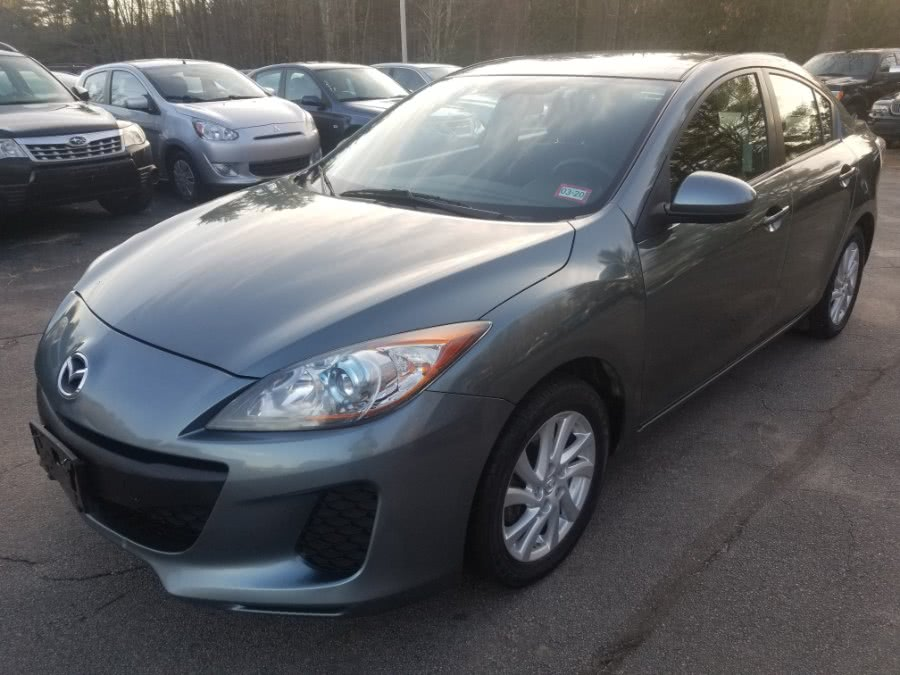 Used 2012 Mazda Mazda3 in Auburn, New Hampshire | ODA Auto Precision LLC. Auburn, New Hampshire