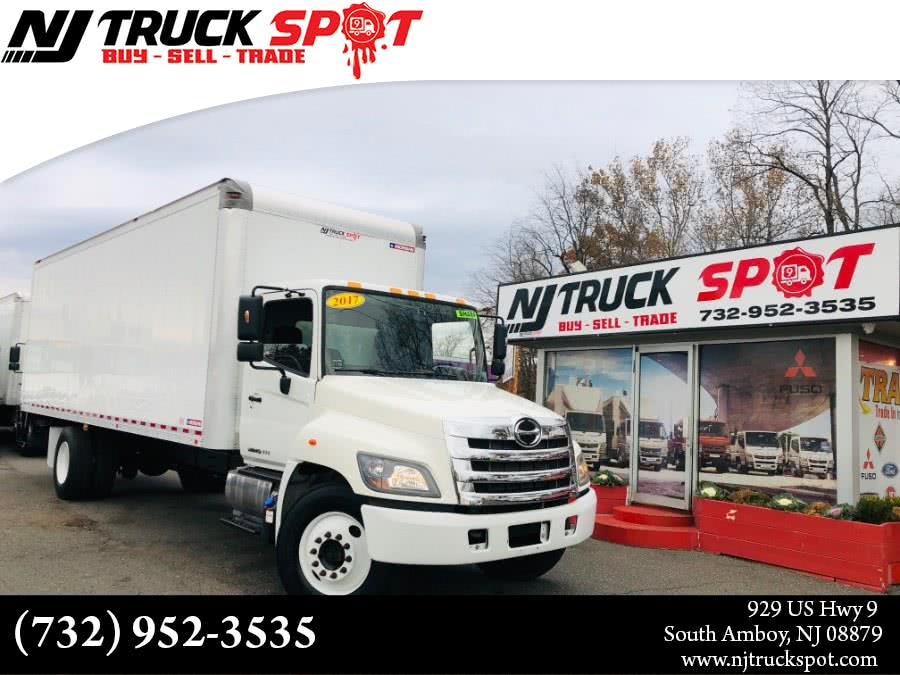 Used 2017 HINO 268A in South Amboy, New Jersey | NJ Truck Spot. South Amboy, New Jersey
