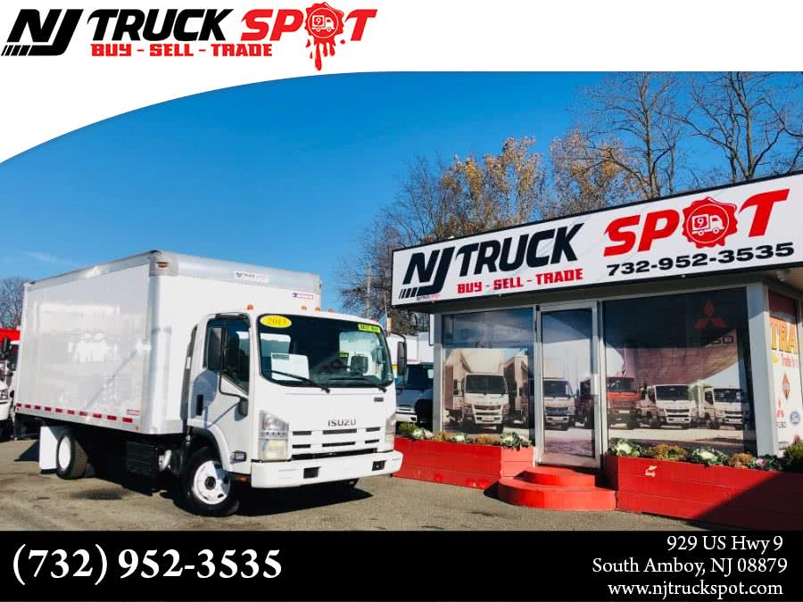 Used Isuzu NPR HD 16 FEET DRY BOX 2013 | NJ Truck Spot. South Amboy, New Jersey