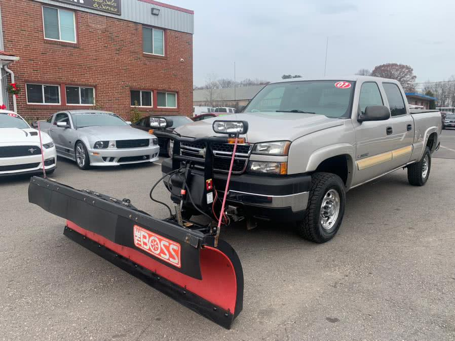 Used 2007 Chevrolet Silverado 2500HD Classic in South Windsor, Connecticut | Mike And Tony Auto Sales, Inc. South Windsor, Connecticut