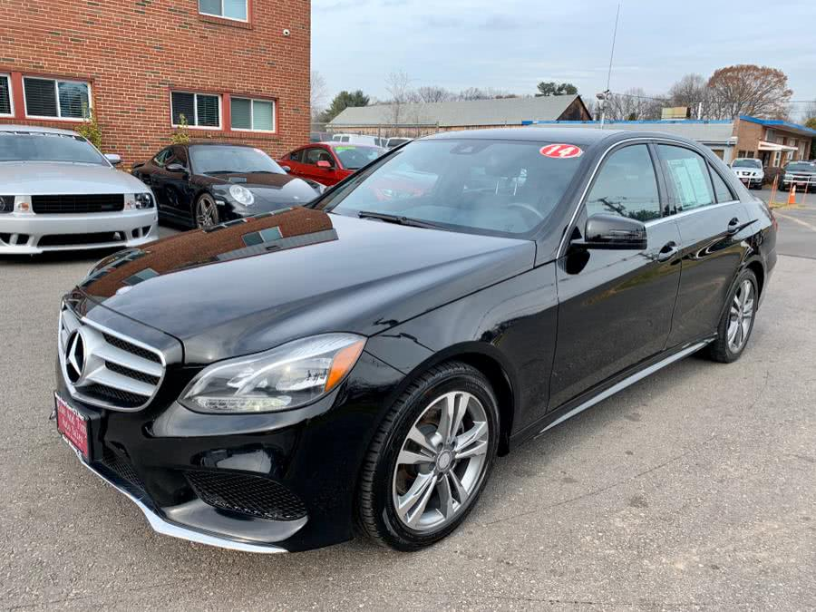 Used Mercedes-Benz E-Class 4dr Sdn E 250 BlueTEC Luxury 4MATIC 2014 | Mike And Tony Auto Sales, Inc. South Windsor, Connecticut