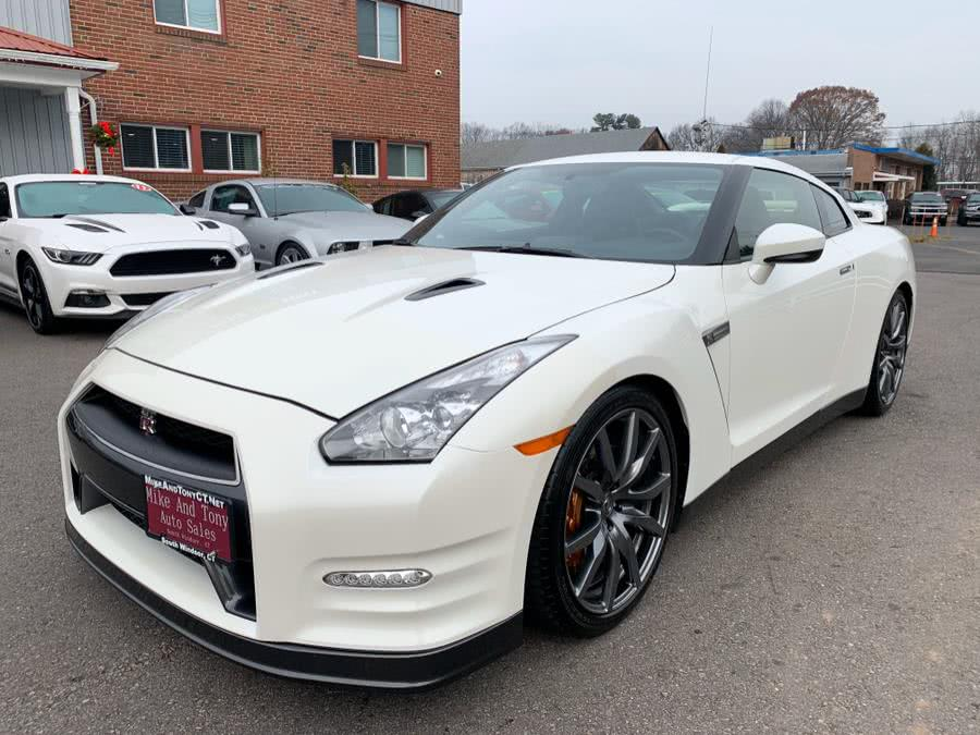 Used Nissan GT-R 2dr Cpe Premium 2013 | Mike And Tony Auto Sales, Inc. South Windsor, Connecticut