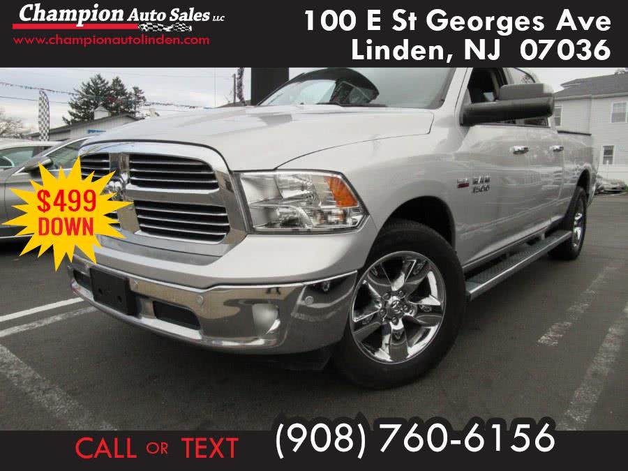 Used 2016 Ram 1500 in Linden, New Jersey | Champion Used Auto Sales. Linden, New Jersey