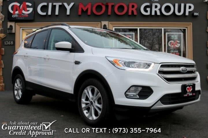 Used 2017 Ford Escape in Haskell, New Jersey | City Motor Group Inc.. Haskell, New Jersey