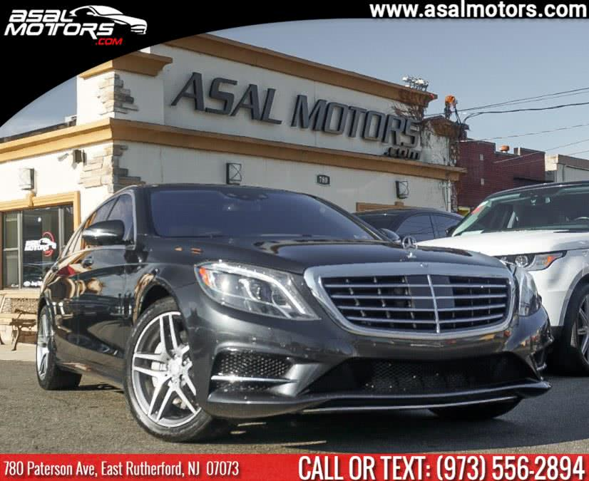 Used 2014 Mercedes-Benz S-Class in East Rutherford, New Jersey | Asal Motors. East Rutherford, New Jersey