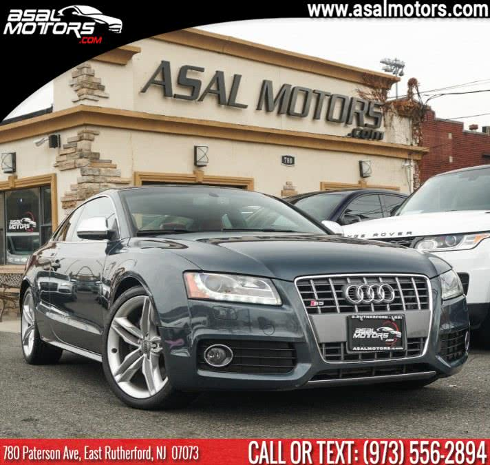 Used Audi S5 2dr Cpe Auto 2009 | Asal Motors. East Rutherford, New Jersey