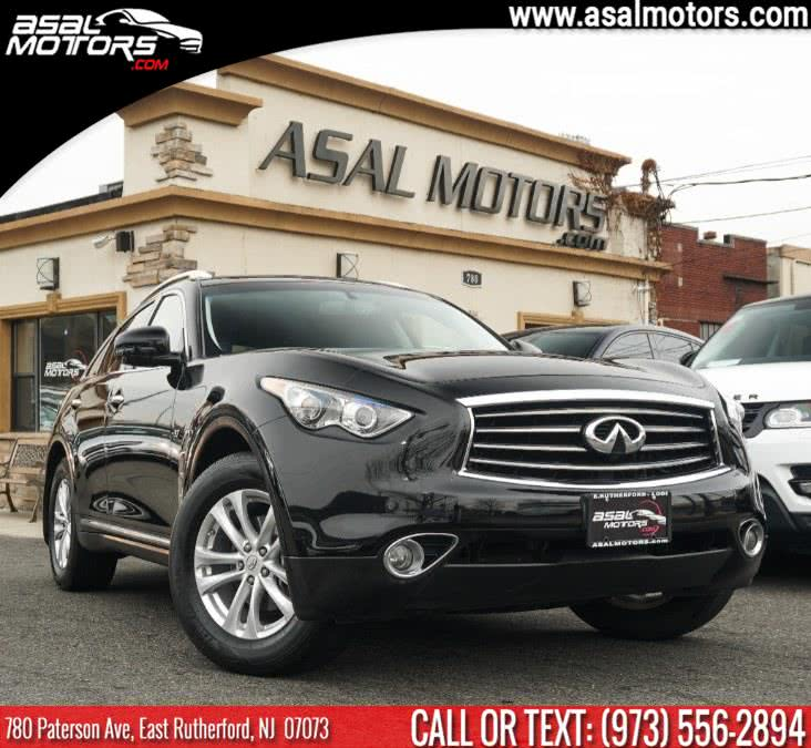 Used 2014 Infiniti QX70 in East Rutherford, New Jersey | Asal Motors. East Rutherford, New Jersey