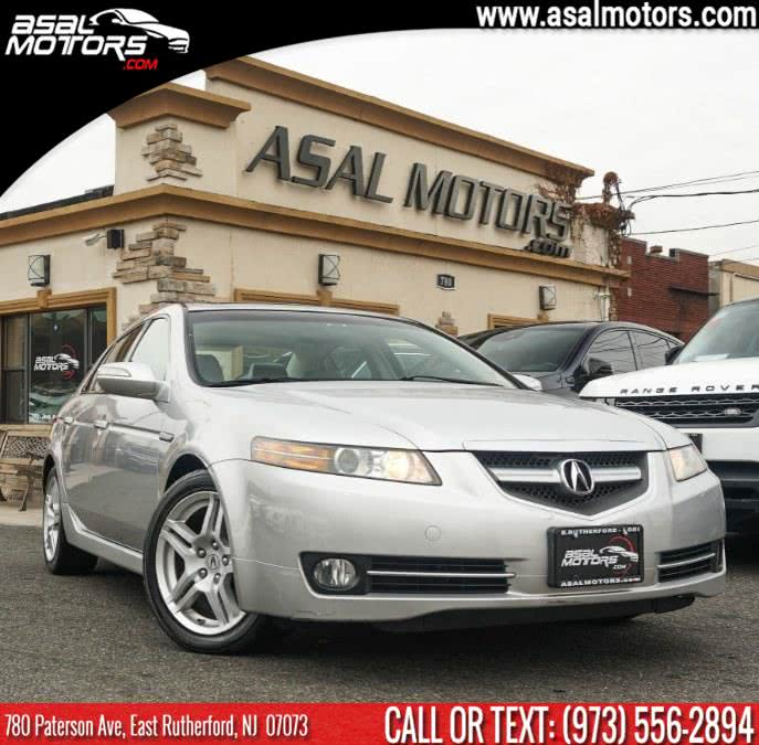 Used Acura TL 4dr Sdn AT 2007 | Asal Motors. East Rutherford, New Jersey