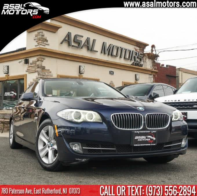Used 2012 BMW 5 Series in East Rutherford, New Jersey | Asal Motors. East Rutherford, New Jersey
