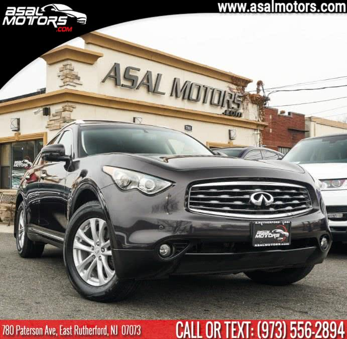 Used 2011 Infiniti FX35 in East Rutherford, New Jersey | Asal Motors. East Rutherford, New Jersey