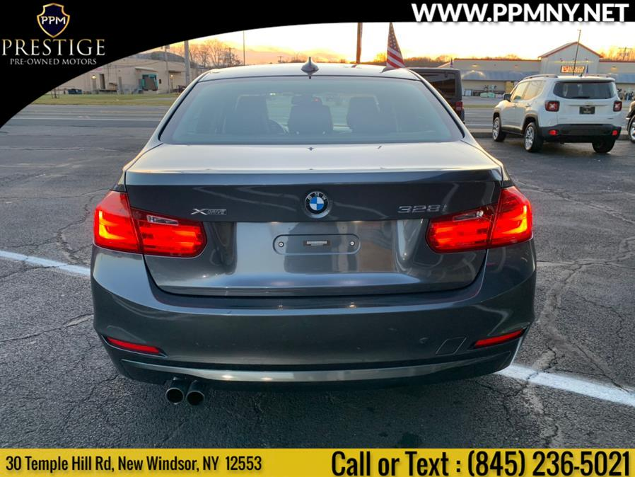 Used BMW 3 Series 4dr Sdn 328i xDrive AWD 2013 | Prestige Pre-Owned Motors Inc. New Windsor, New York