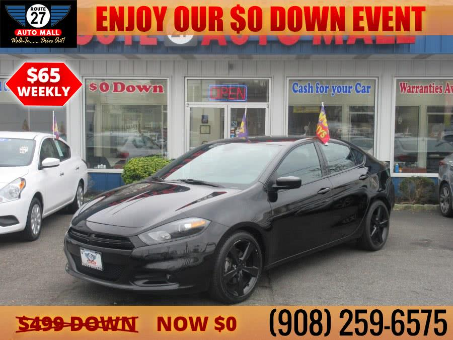 Used 2016 Dodge Dart in Linden, New Jersey | Route 27 Auto Mall. Linden, New Jersey