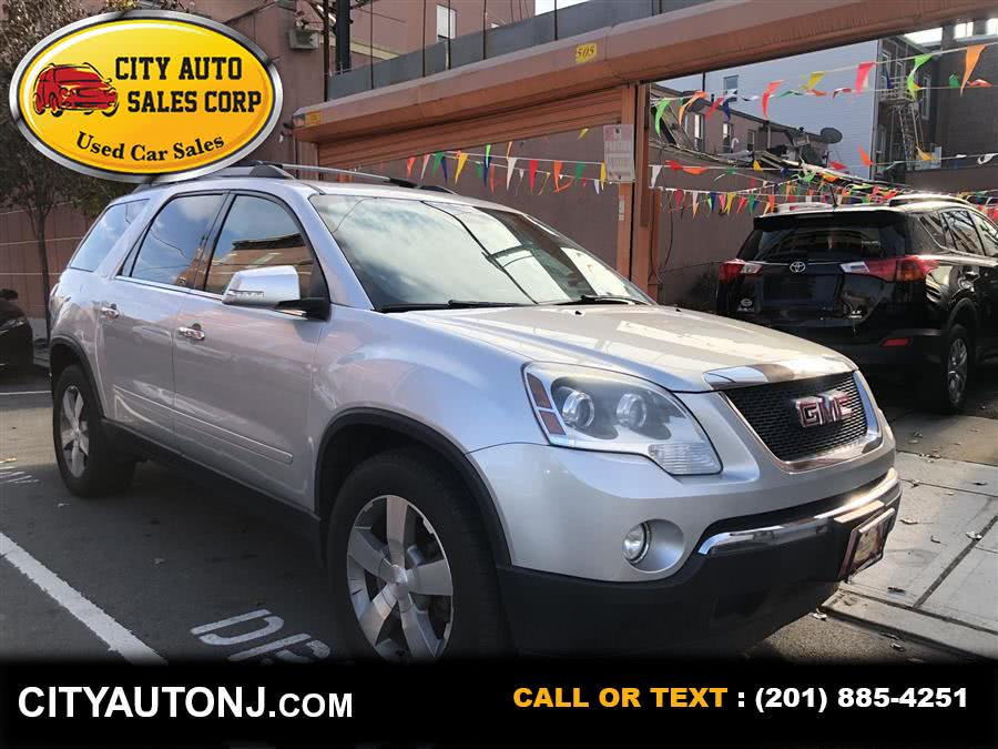 Used 2012 GMC Acadia in Union City, New Jersey | City Auto Sales Corp. Union City, New Jersey