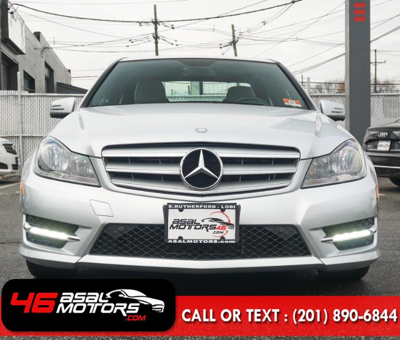 2013 Mercedes-Benz C-Class 4dr Sdn C300 Sport 4MATIC, available for sale in East Rutherford, New Jersey | Asal Motors 46. East Rutherford, New Jersey