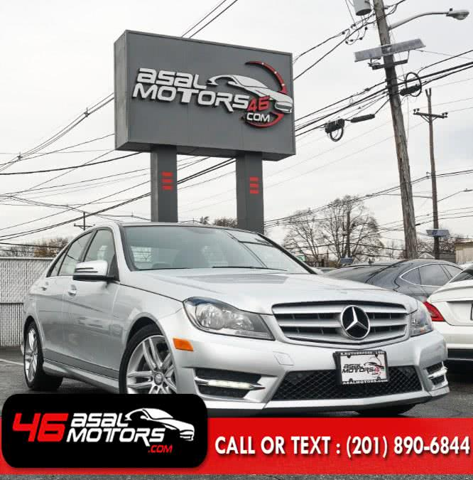 Used Mercedes-Benz C-Class 4dr Sdn C300 Sport 4MATIC 2013 | Asal Motors 46. East Rutherford, New Jersey