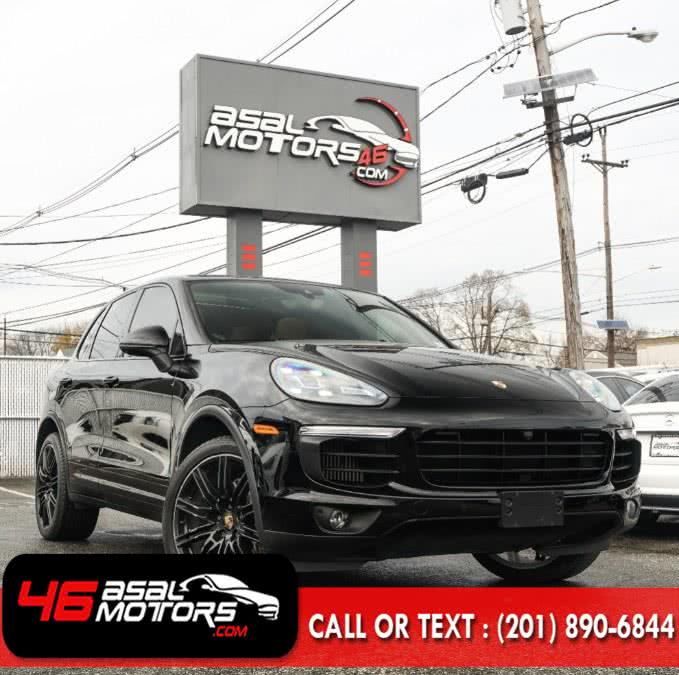 Used 2016 Porsche Cayenne in lodi, New Jersey | Asal Motors 46. lodi, New Jersey