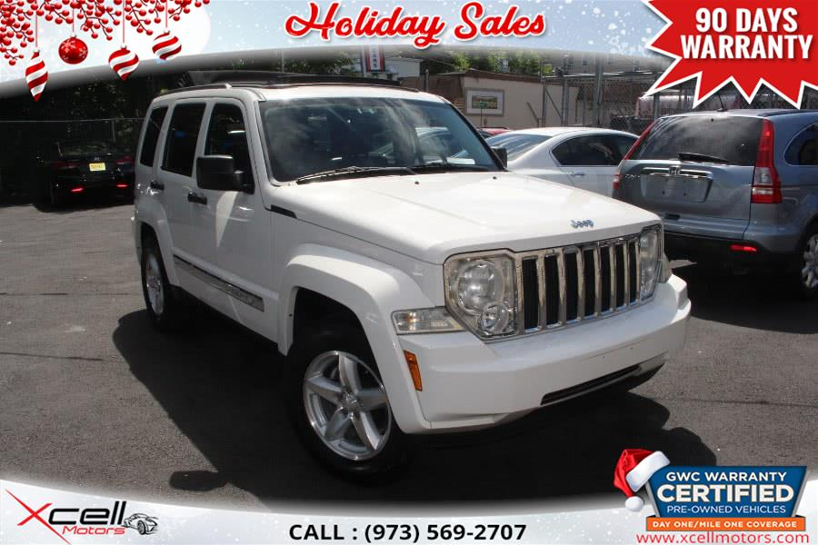 Used Jeep Liberty 4WD 4dr Limited/Navi 2009 | Xcell Motors LLC. Paterson, New Jersey