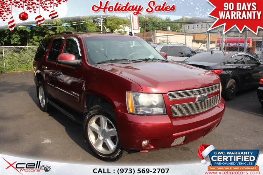 Used 2008 Chevrolet Tahoe LT in Paterson, New Jersey | Xcell Motors LLC. Paterson, New Jersey