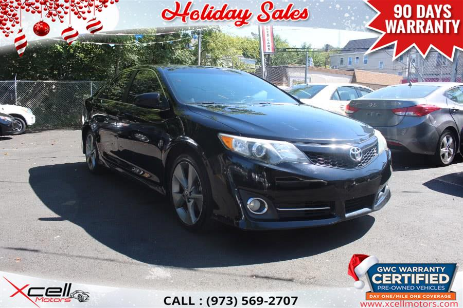 Used Toyota Camry 4dr Sdn V6 Auto SE (Natl) 2012 | Xcell Motors LLC. Paterson, New Jersey